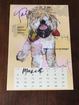 Tater Calendar